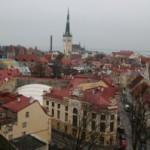 実は年末エストニアのタリンに居ます。