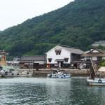 鞆の浦観光と現代アート探訪。