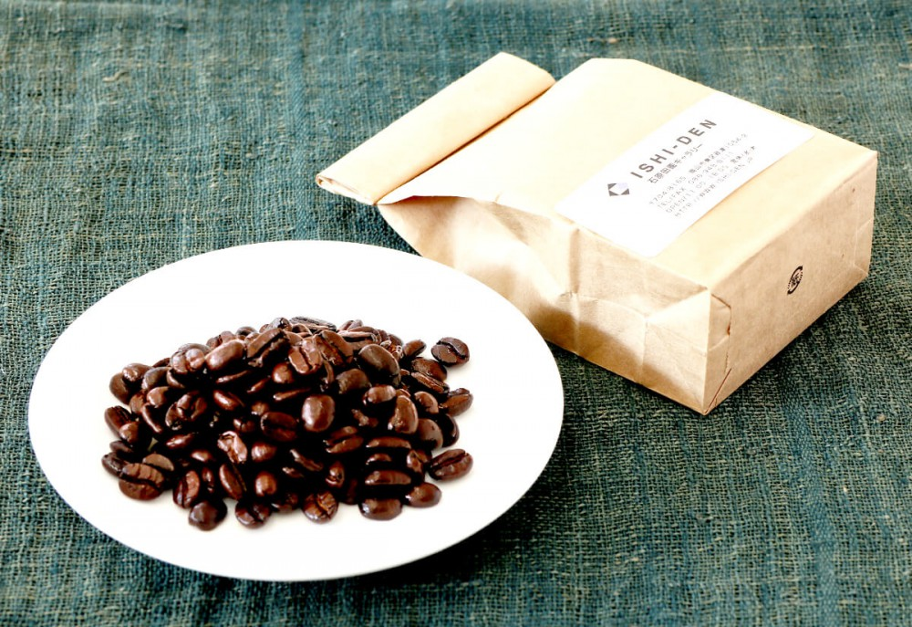 自家焙煎コーヒー豆テイクアウト用