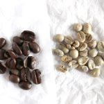 今日もコーヒー焙煎の豆選別やってます。