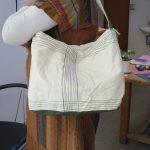 kabanneさんの新作バッグの紹介です。