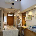 中谷省三 木版画展の会場写真をアップしました。